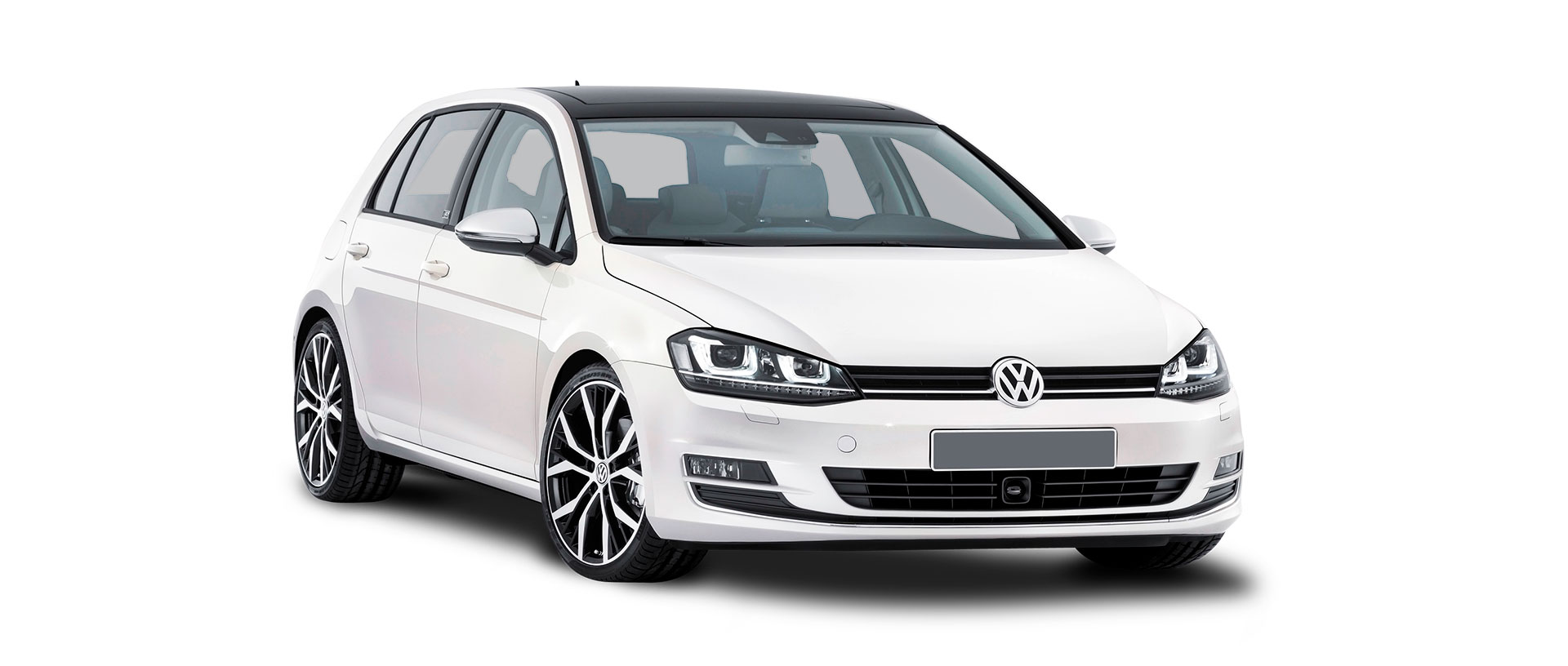 rent a Volkswagen Golf